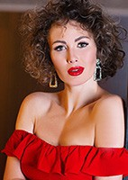 Russian single Alevtina from Kiev, Ukraine
