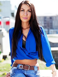 Single Ekaterina from Kharkov, Ukraine