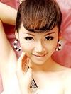 Asian woman Qin from Guangzhou, China