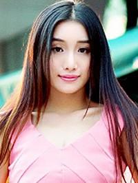 Asian lady Bingxin (Elvia) from Zhanjiang, China, ID 37863