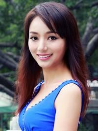 Asian lady Yu from Nanning, China, ID 38586