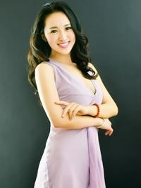 Asian woman ZhiXu (Andrea) from Dalian, China