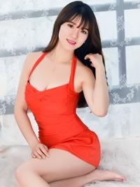 Asian woman YueXi (Tammy) from Fushun, China