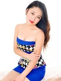 Single Wenping (Greta) from Benxi, China