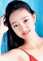 Single Yujin (Jodie) from Benxi, China