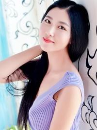 Asian woman You (Yo) from Panjin, China