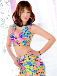 Single Yanhui (Ann) from Tieling, China