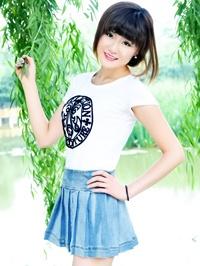 Asian woman Yiqing (Nancy) from Fushun, China