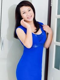 Single Xin (Grace) from Fushun, China
