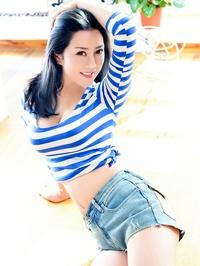 Single Yan (Diana) from Fushun, China