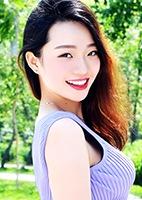 Single Aixin (Miriam) from Tangshan, China