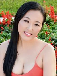 Asian woman Dongning (Victoria) from fushun, China
