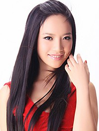 Asian woman Jia from Nanning, China