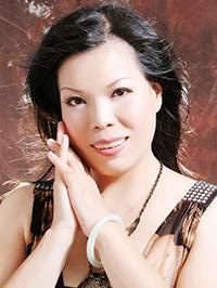 Asian woman Hanrong from Wuhan, China
