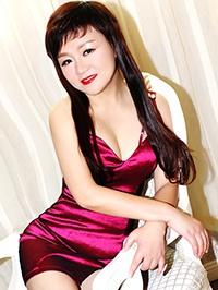 Asian woman Yun from Wuhan, China