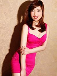 Asian woman Guiping from Xianyang, China