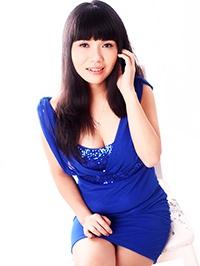 Asian woman Yan from Guangzhou, China