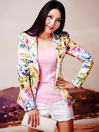 Asian lady Xiaowen (Alina) from Zhengzhou, China, ID 42034