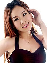 Asian woman Li (Silvia) from Guangzhou, China