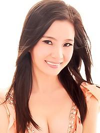 Asian woman Linrui from Guangxi, China