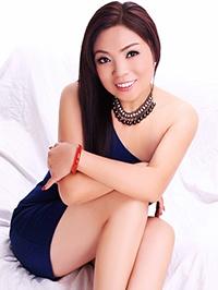 Asian woman Ying from Huabei, China