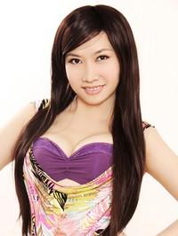 Asian woman Xiao (Cherry) from Foshan, China