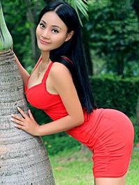 Asian woman Miao (Miko) from Shenzhen, China