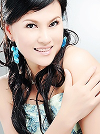 Asian lady Ling from Shenzhen, China, ID 42463