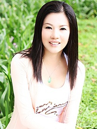 Asian woman Pan (Penny) from Shenzhen, China