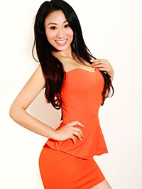 Asian woman Xiaofeng (Kitty) from Guangzhou, China