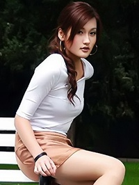 Asian woman Lanying from Guangtai, China
