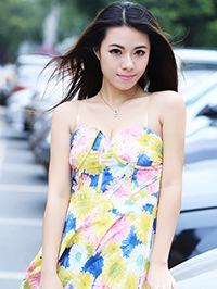 Asian woman Qiaoyi (Yoye) from Guangzhou, China