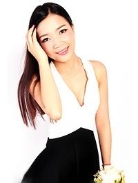Asian lady Weiwen (Vivi) from Guangzhou, China, ID 44359