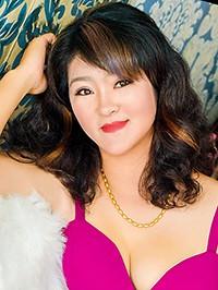 Asian woman Wang (Kama) from Benxi, China