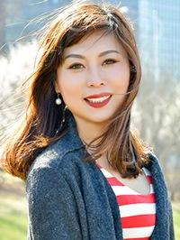 Asian woman Yan (Nancy) from Fushun, China