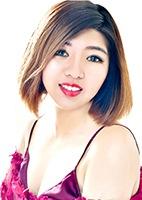 Single Xiaoting (Olina) from Dalian, China