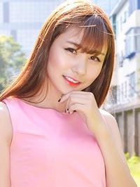 Asian woman Ruonan from Beijing, China