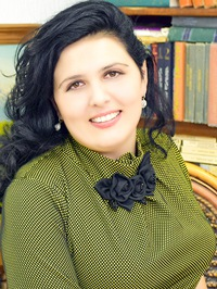 European woman Tatevik from Yerevan, Armenia