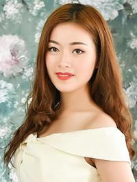 Asian woman Shuying (Ying) from Jinzhou, China