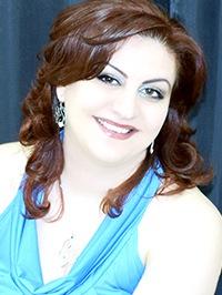 European woman Lilya from Yerevan, Armenia