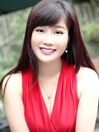 Asian woman Wing from Guangzhou, China