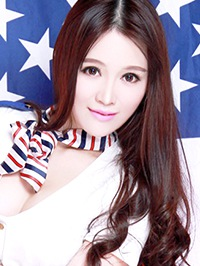 Asian woman ShengHua from Changsha, China