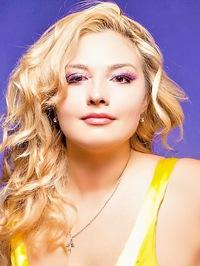 Russian woman Yana from Mariupol, Ukraine