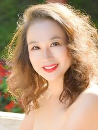 Single Hongwei (Alice) from Fushun, China