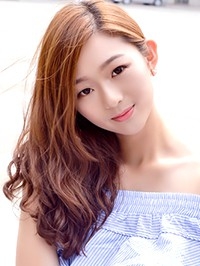 Single Yiting (Amy) from Shenyang, China