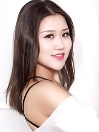 Asian woman Xiaowei from Harbin, China