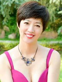 Single Ying (Kate) from Fushun, China