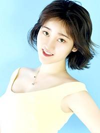 Asian woman Jin from Jinzhou, China