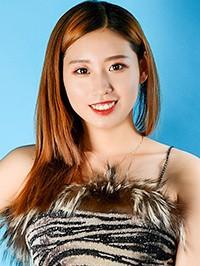 Asian woman Lin from Jiamusi, China