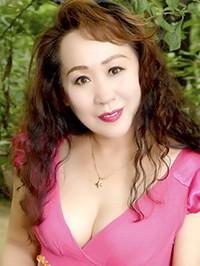 Asian woman Ying from Fushun, China